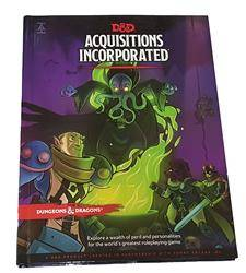 D&D 5.0 Acquisitions Incorporated