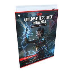 D&D 5.0 Guide to Ravnica Maps & Miscellany