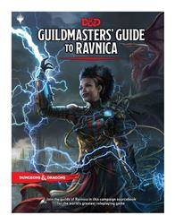 D&D 5.0 Guildmaster's Guide to Ravnica