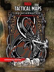 D&D 5.0 Tactical Maps Reincarnated