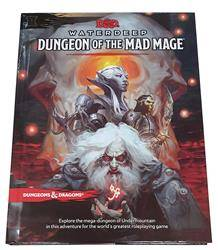 D&D 5.0 Waterdeep Dungeon of the Mad Mage