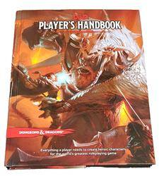 Dungeons&Dragons 5.0 Player's Handbook ENG