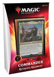 MTG Commander 2020 Ikoria - Ruthless Regiment