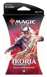 MTG Ikoria Lair of Behemots White Theme Booster