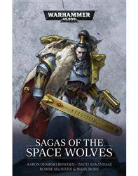 Warhammer 40.000 Sagas of The Space Wolves