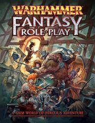 Warhammer FRP Core Rulebook 4th Edition ENG
